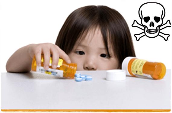 Prevenir intoxicaciones