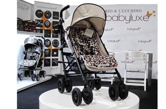 Carro de paseo Victorio y Lucchino para Babyluxe