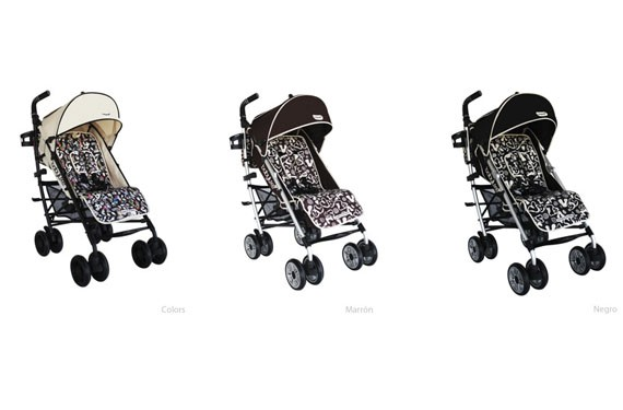 Carros de bebé Victorio y Lucchino para Babyluxe