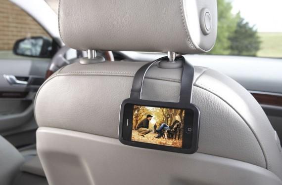 Dispositivos para iPhone y iPad para el coche