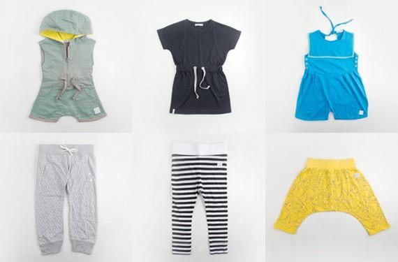 Moda indikidual para niños