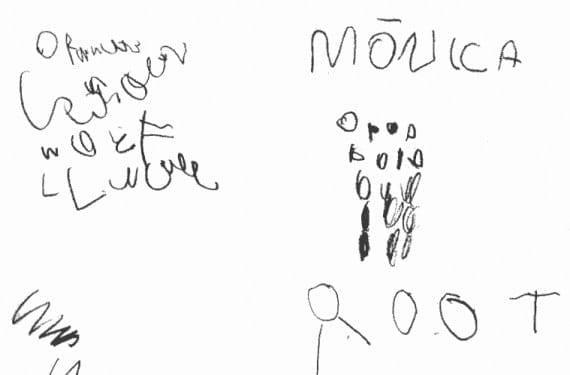 La pre-escritura en los niños