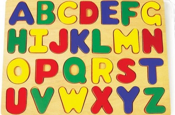 Puzzle de letras