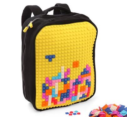 Mochila Pixel Art