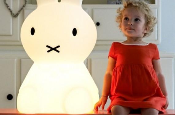 Lámparas de animales infantiles
