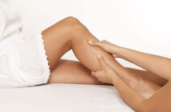 Calambres en las piernas durante el ambarazo