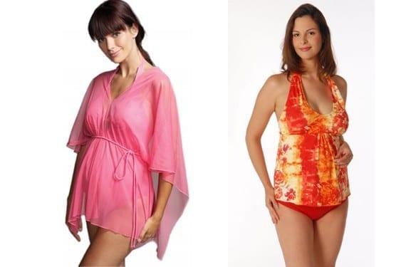 Bikinis para embarazadas