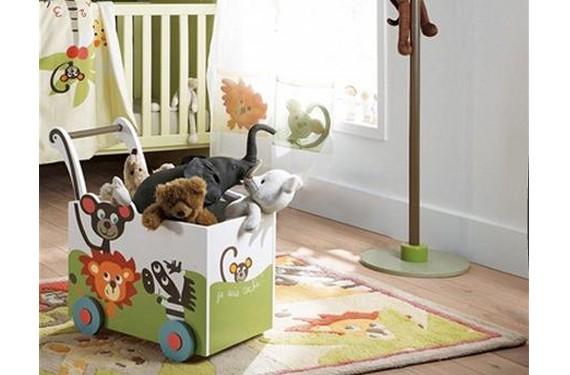 Cajas de almacenaje para guardar los juguetes - Almacenaje juguetes ninos ...