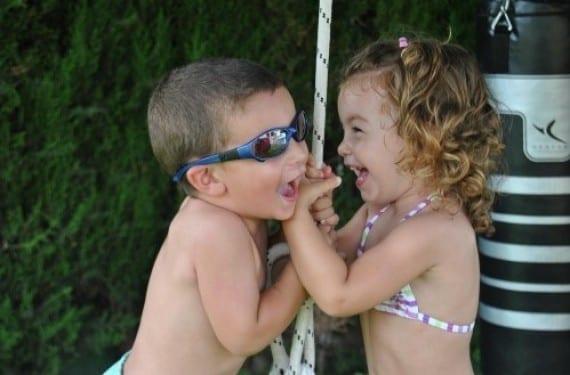El Verano para los bebés