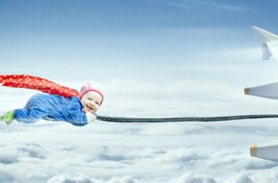 Fotografías creativas de bebé