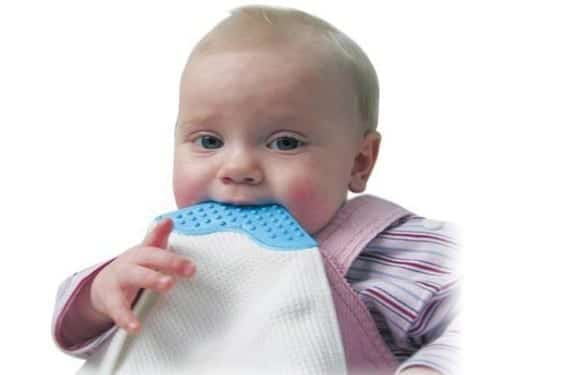 Alivios para la dentición de los bebés