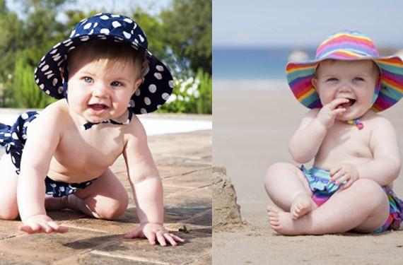 Bañadores para bebés
