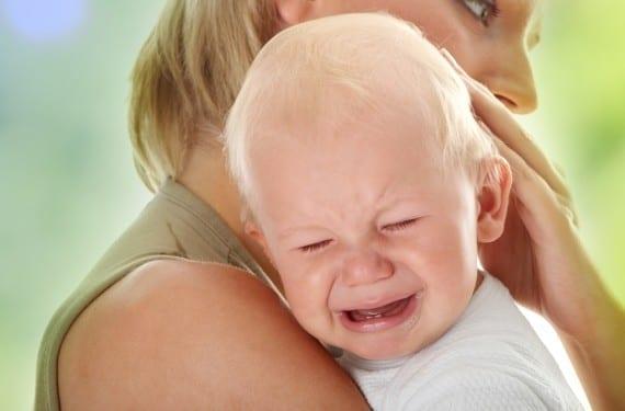 Apaciguar el llanto del bebé