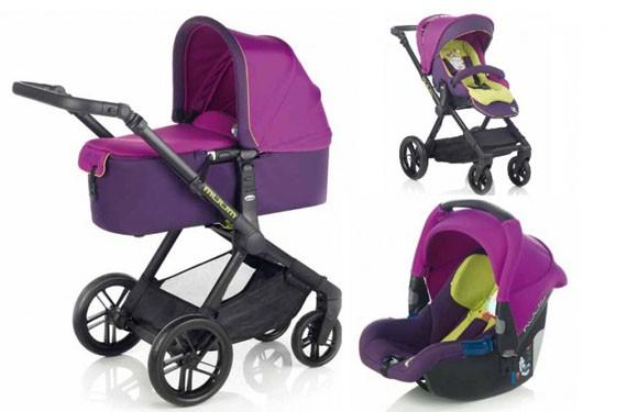 Carro de bebé Muum Micro de Jané