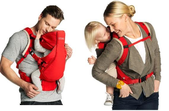 Mochila porta-bebés Stokke My Carrier
