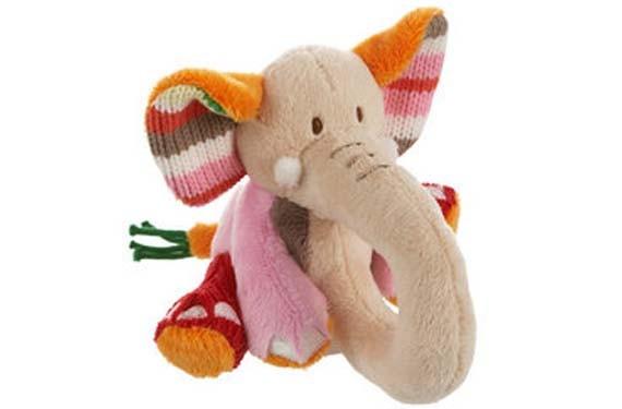 Sonajero elefante Gaby