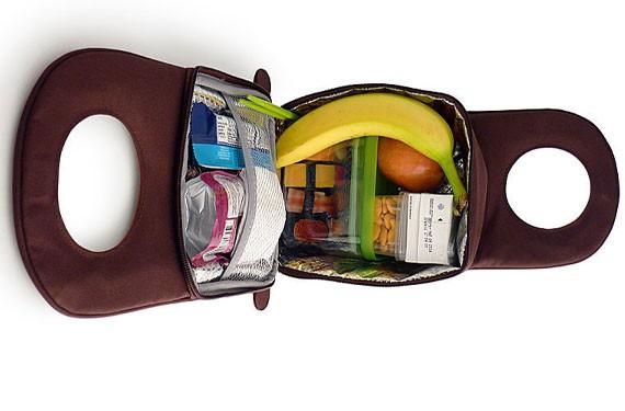 Stoh milkdot mochila guarda comida