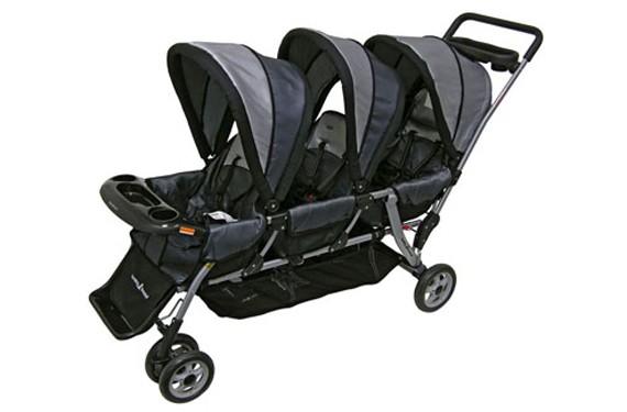 Carro de bebé triple baby Trend