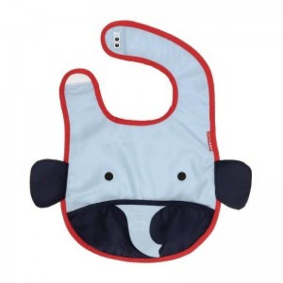 Babero elefante