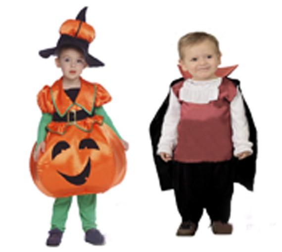 Disfraces Halloween para niños
