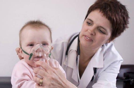 Bronquitis en bebés