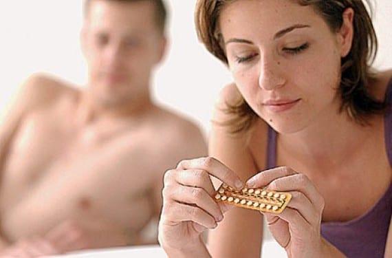 Embarazo después de las anticonceptivas