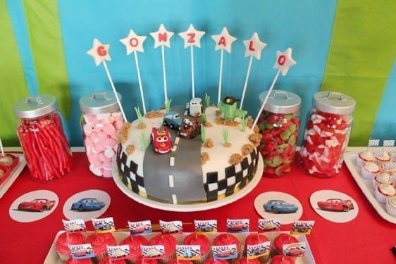 Organización de un cumpleaños infantil