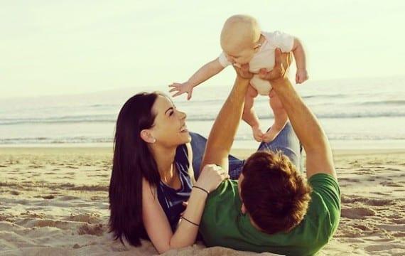 Viajar con el bebé
