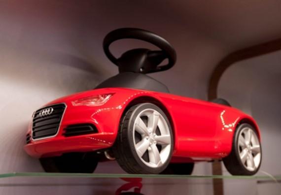 Coche Audi para bebés