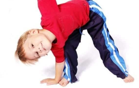 Ejercicio físico en niños