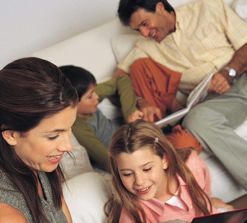 desarrollo y familia