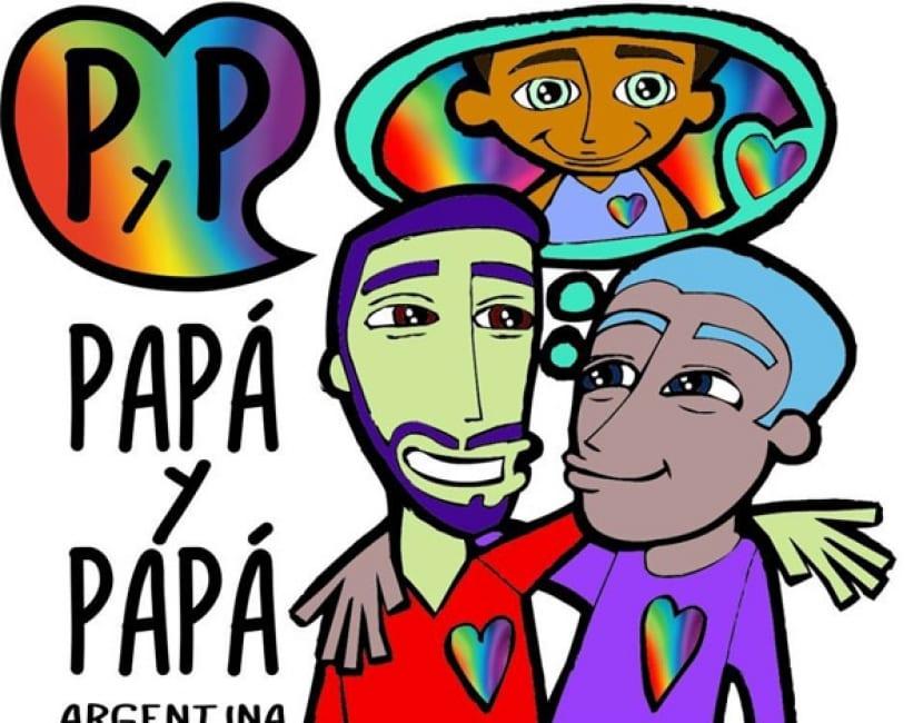 familia adoptiva chicos heterosexuales gay
