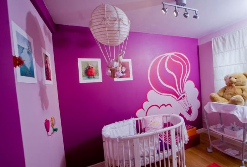 Decorar Dormitorio Nia. Top Letras Pared Habitacin Nios Tricotin ...