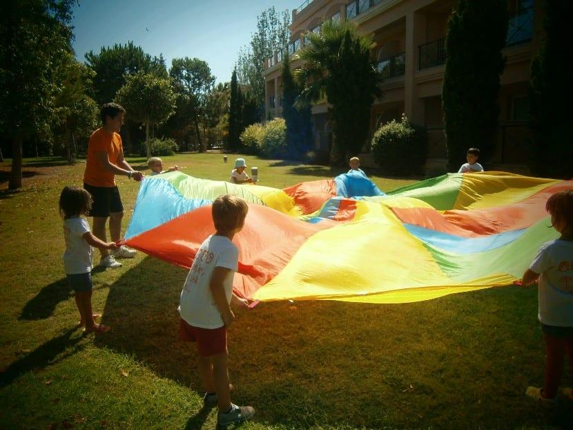 Ocio o tiempo libre en la infancia