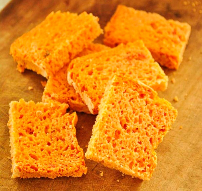 Pan al tomate sin gluten