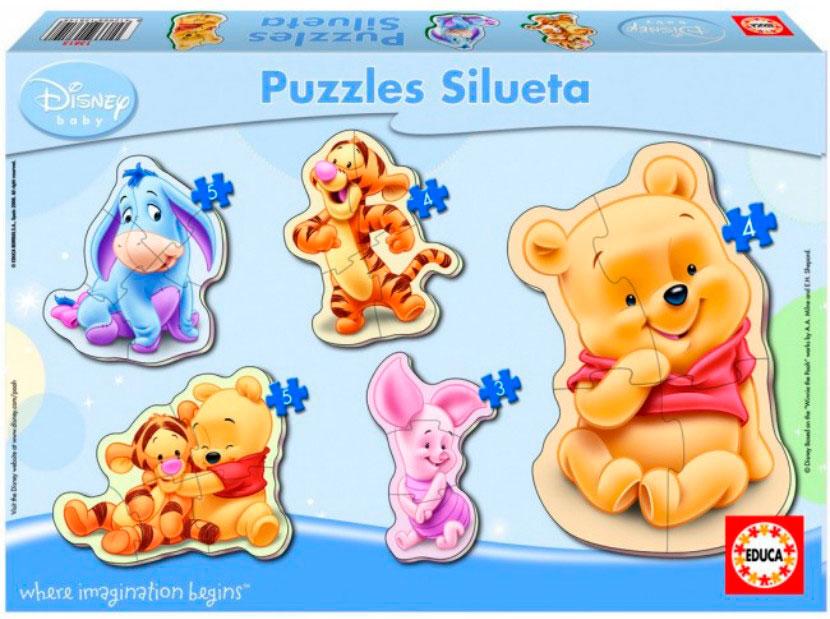 Puzzle Winnie de Pooh