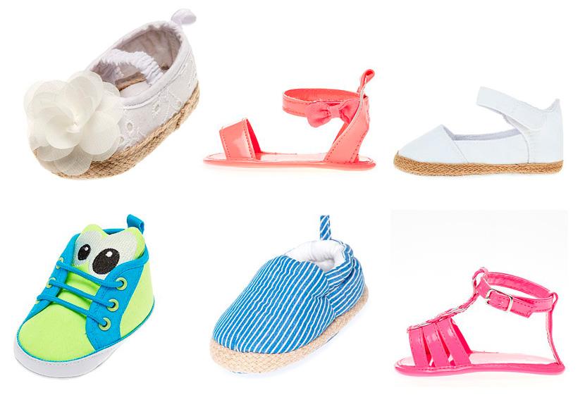 Zapatos niña Primavera