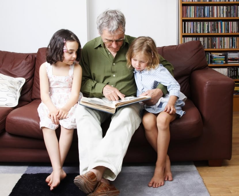 Fomentar la lectura en los niños2