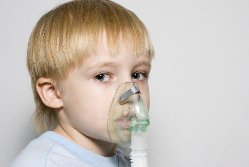 Asma en la infancia