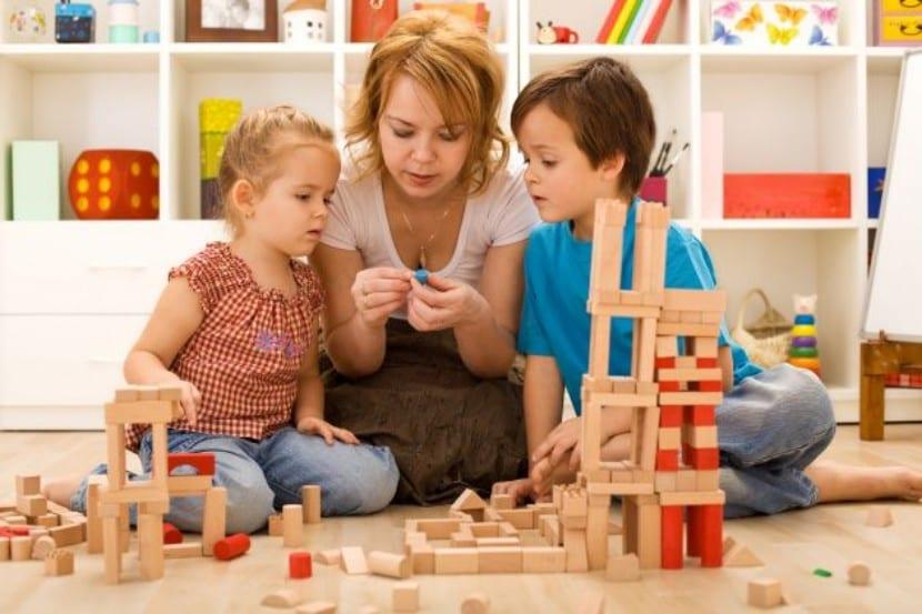 El juego en los niños