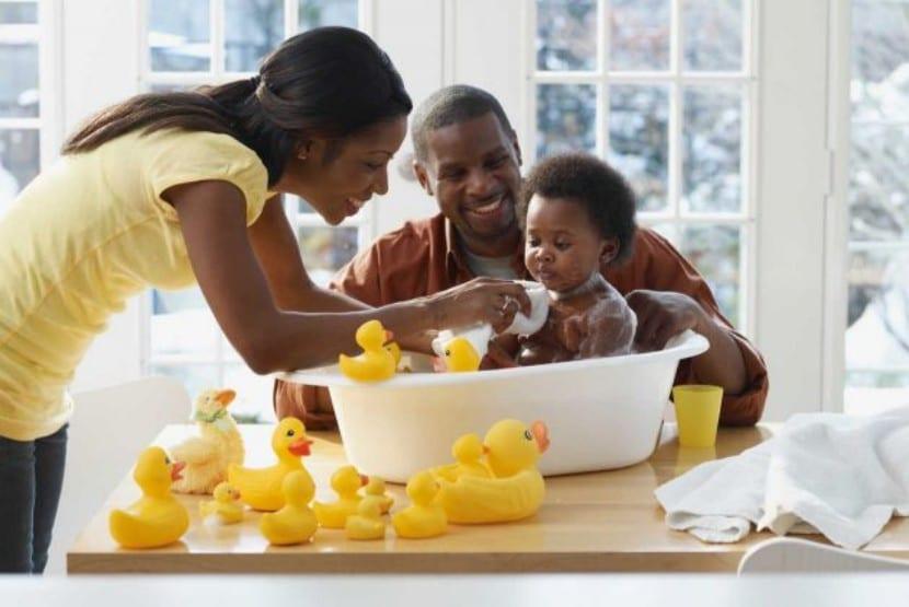 Higiene en general de los niños