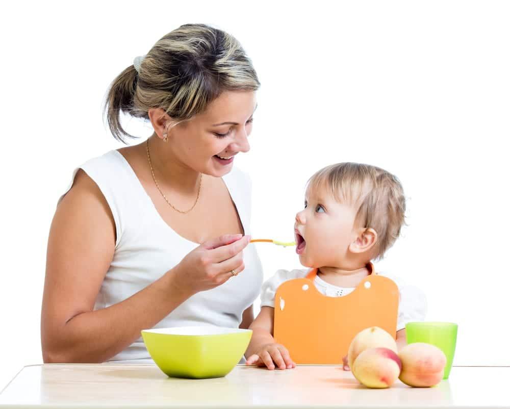 Nutrición en los niños