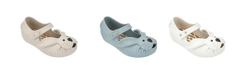 Zapatillas conejito de Pascua