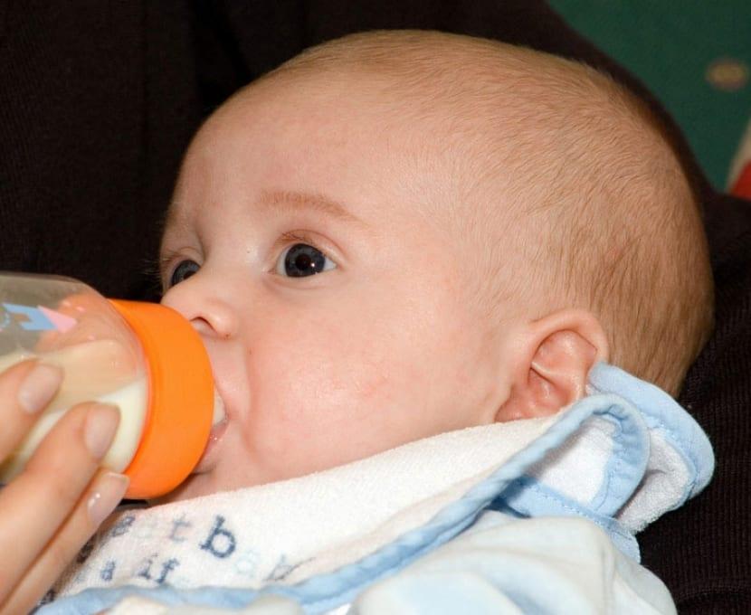 Donar leche materna