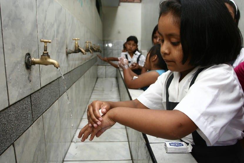 Consejos higiene personal niños
