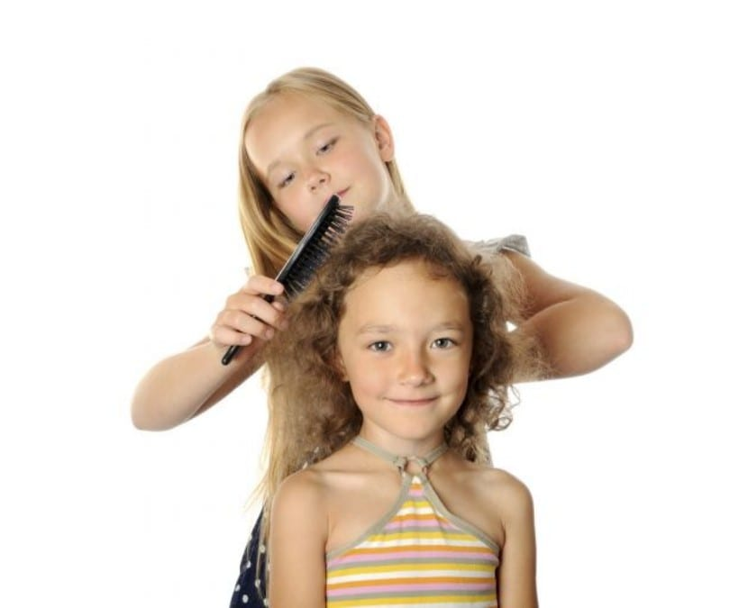 Higiene personal niños