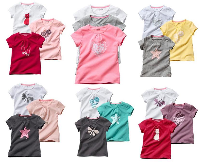 Camisetas Verano niña