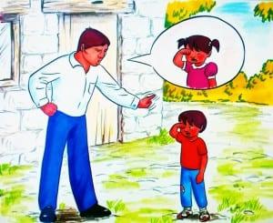 Evitar el machismo en los niños.