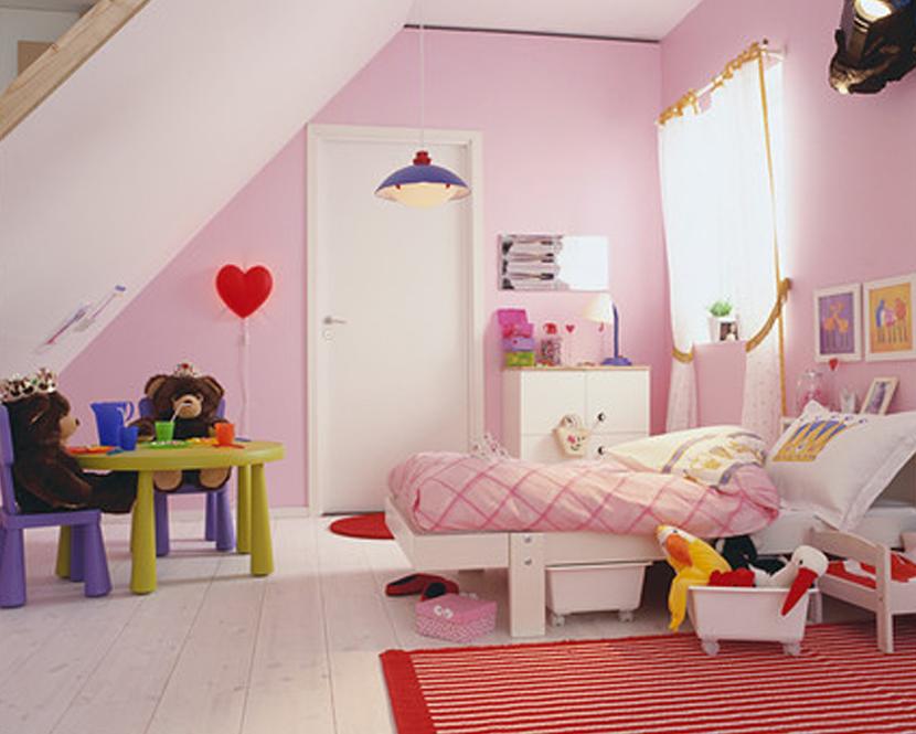 Iluminación habitaciones de niños