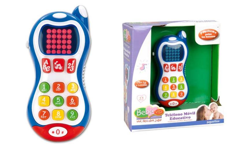 Teléfono móvil educativo